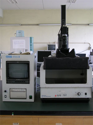 装置の写真